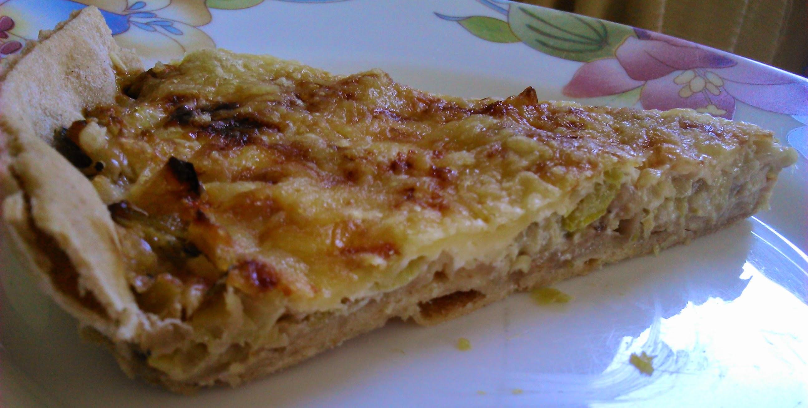 tarte aux poireaux sans oeufs all 233 g 233 e sak mi aim ce que j aime